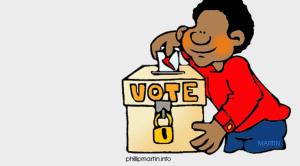 Verkiezingen voorbij